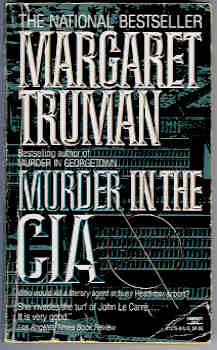 Murder in the CIA (Capital Crime Myteries Ser.), Truman, Margaret