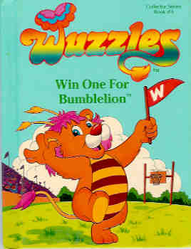 Win One For Bumblelion (Wuzzles Collectors Series #4), Gilden, Mel Magon, Jymn