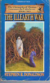 The Illearth War (Chronicles of Thomas Covenant Book 2), Donaldson, Stephen R.
