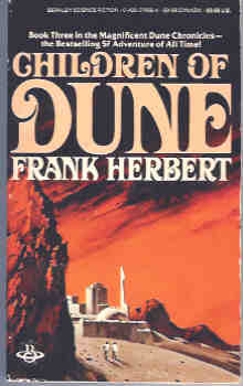 Children of Dune (Dune Chronicles Book 3), Herbert, Frank
