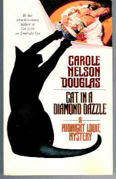 Cat in a Diamond Dazzle (Midnight Louie Mystery Ser.), Douglas, Carole Nelson
