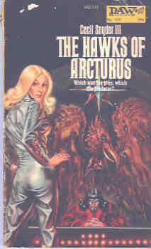 The Hawks of Arcturus, Snyder, Cecil III