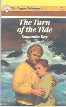 The Turn of the Tide (Harlequin Romance #2672 02/85), Day, Samantha