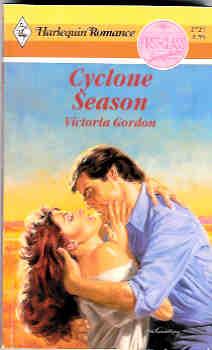 Cyclone Season (Harlequin Romance 2727 11/85), Gordon, Victoria