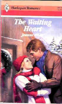 The Waiting Heart (Harlequin Romance #2875 12/87), Allan, Jeanne