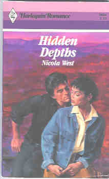 Hidden Depths (Harlequin Romance #2884 01/88), West, Nicola