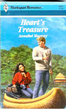Heart's Treasure (Harlequin Romance #2932 09/88), Murray, Annabel