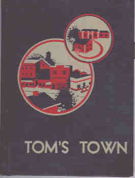 Tom's Town (Winston Social Studies Series), Willcockson, Mary