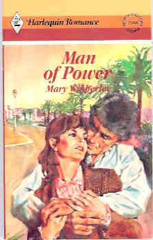 Man of Power (Harlequin Romance #2388 02/81), Wibberley, Mary