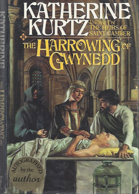 Image for The Harrowing of Gwynedd (Signed) (The Heirs of Saint Camber Vol 1)
