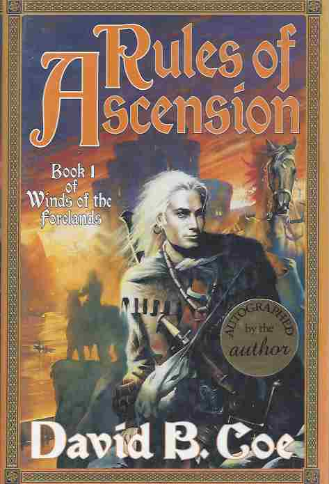 Image for Set-Winds of the Forelands (5 Volumes) (Signed) Rules of Ascension (1) ; Seeds of Betrayal (2) ; Bonds of Vengeance (3) ; Shapers of Darkness (4) ; Weavers of War (5)