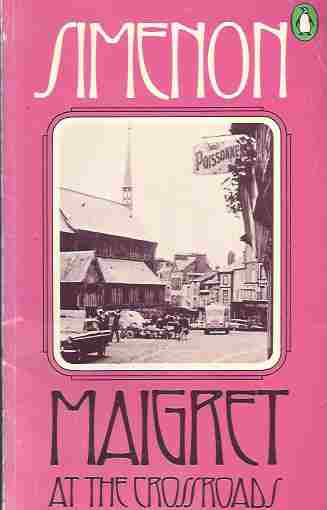Maigret At the Crossroads, Simenon, Georges