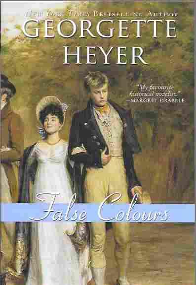False Colours, Heyer, Georgette