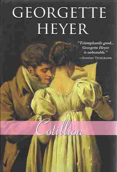 Cotillion, Heyer, Georgette