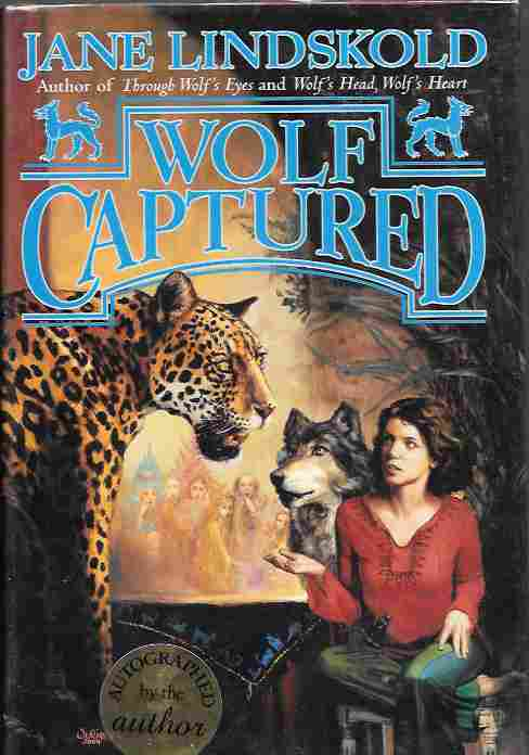 Image for Wolf Captured [Signed] (Firekeeper Series #4)