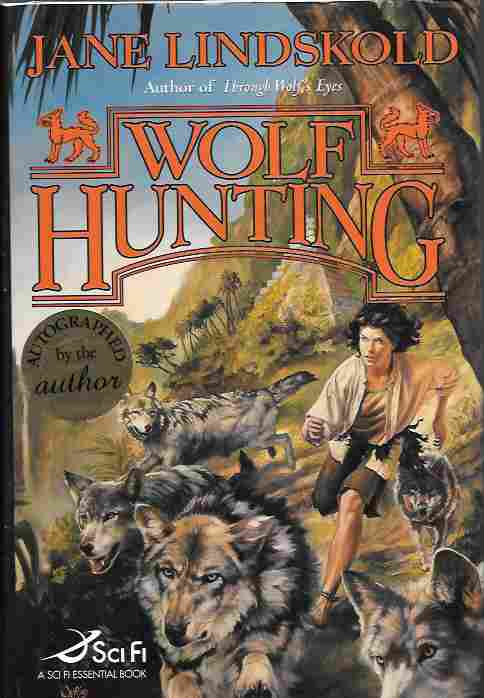 Image for Wolf Hunting [Signed] (Firekeeper Series #5)