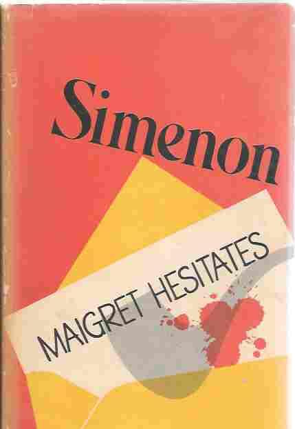 Maigret Hesitates, Simenon, Georges