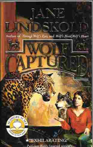 Wolf Captured (Firekeeper Series #4), Lindskold, Jane