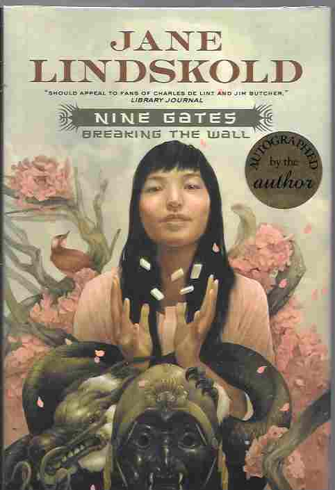 Nine Gates (Breaking the Wall Series #2), Lindskold, Jane