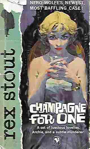 Image for Champagne for One