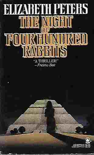 Image for The Night of Four Hundred Rabbits