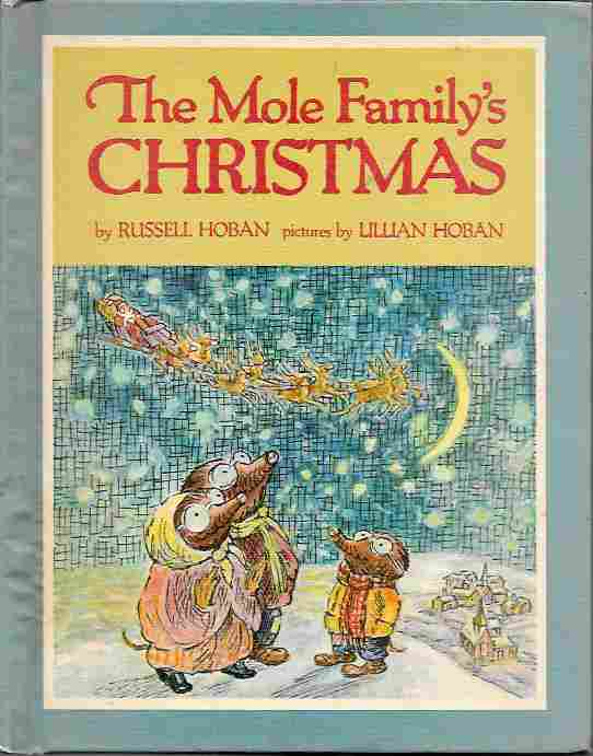 Image for The Mole Family's Christmas