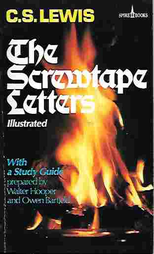 Image for The Screwtape Letters Illustrated
