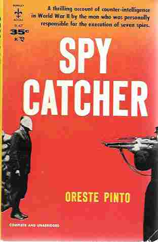 Image for Spy Catcher