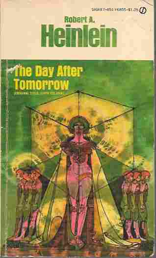 Image for The Day after Tomorrow (Original Title: Sixth Column)