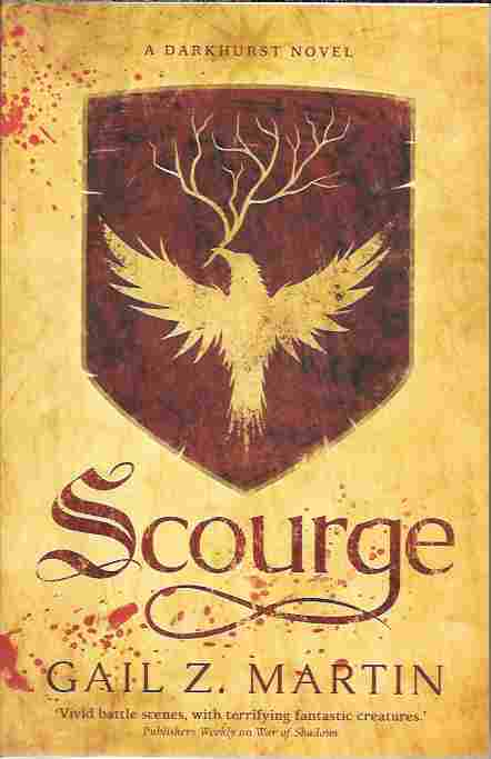 Image for Scourge (A Darkhurst Novel)