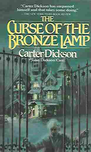 Image for The Curse of the Bronze Lamp
