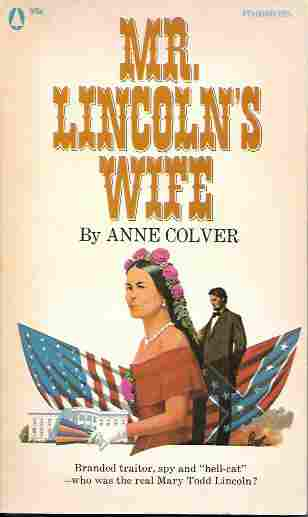 Image for Mr. Lincoln's Wife