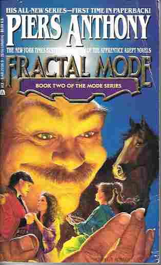 Image for Fractal Mode (Mode Series Book Two)