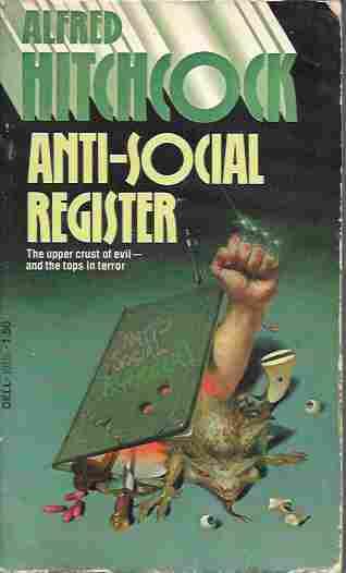 Image for Anti-Social Register