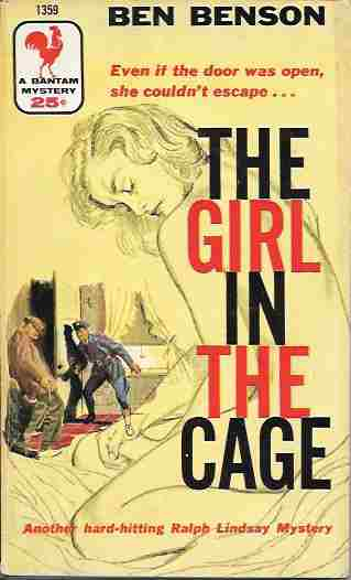 Image for The Girl in the Cage