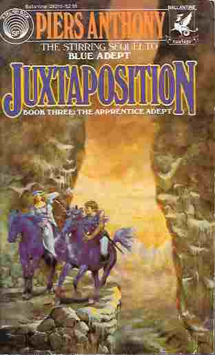 Image for Juxtaposition (Apprentice Adept Book Three)