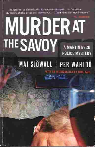 Image for Murder at the Savoy (A Martin Beck Police Mystery #6)