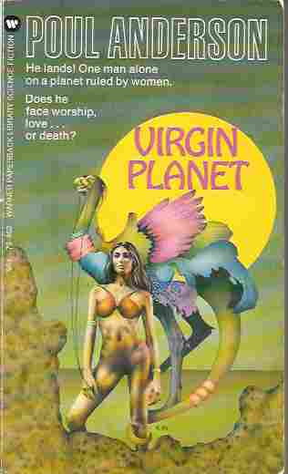 Image for Virgin Planet