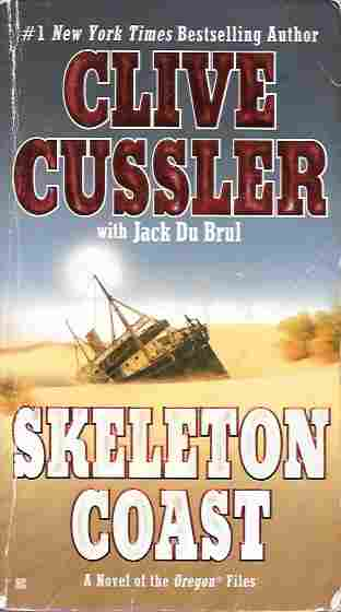 Image for Skeleton Coast A Novel of the Oregon Files
