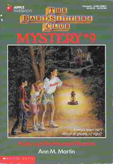 Image for Kristy and the Haunted Mansion (The Baby-Sitters Club Series - Mystery #9)