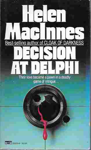 Image for Decision at Delphi