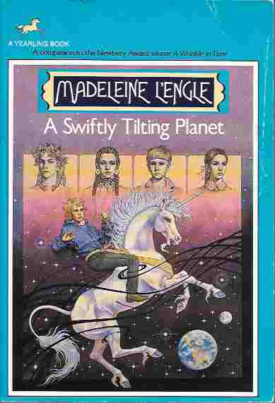 Image for A Swiftly Tilting Planet (Time Quintet Series # 3)