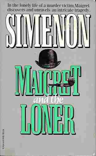 Image for Maigret and the Loner