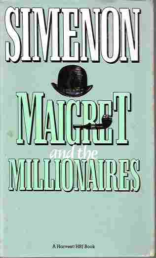 Image for Maigret and the Millionaires