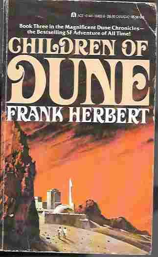 Image for Children of Dune (Dune Chronicles Book 3)