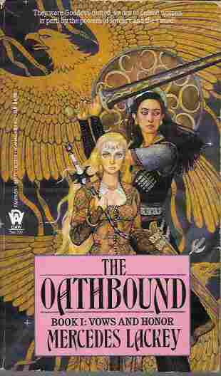 Image for The Oathbound (Vows and Honor: Book 1)