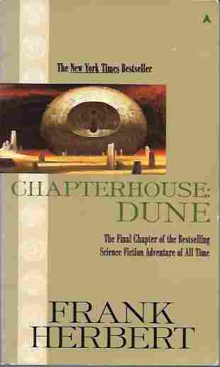 Image for Chapterhouse: Dune (Dune Chronicles Book 6)