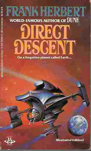 Image for Direct Descent (Illustrated)