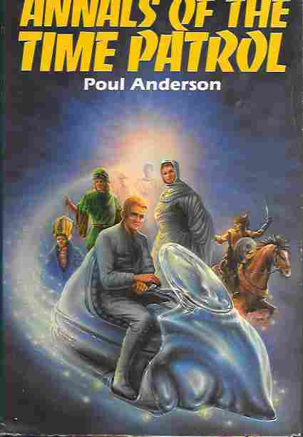 Image for Annals of the Time Patrol