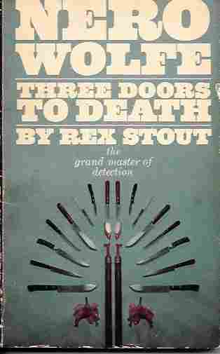 Image for Three Doors to Death
